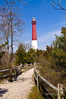 Barnegat Lighthouse II Art Print