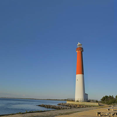 Photograph - Barnegat Lighthouse New Jersey by Marianne Campolongo