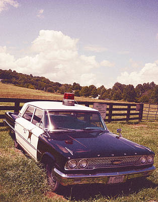 Leipers Fork Photograph - Barney Fife by Tracy W