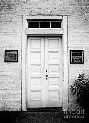Photograph - Barney's Doors by Mark Miller