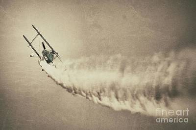 Photograph - Barnstorming  by AK Photography