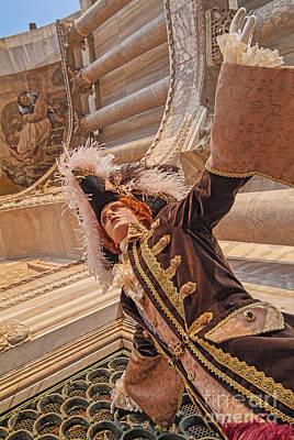 Baroque Gent 2 Art Print by Danilo Piccioni