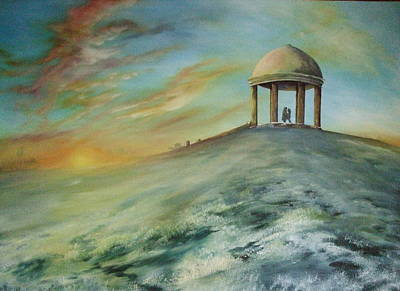 Barr Beacon Folly Original by Jean Walker
