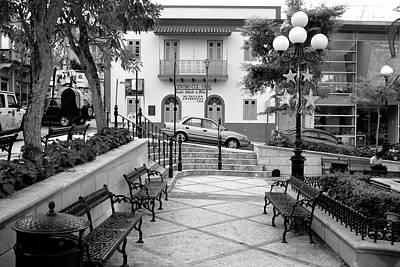 Photograph - Barranquitas 5632bw by Ricardo J Ruiz de Porras