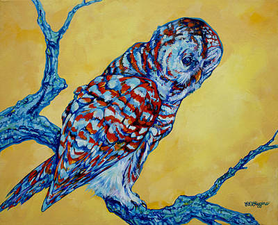 Barred Owl Original