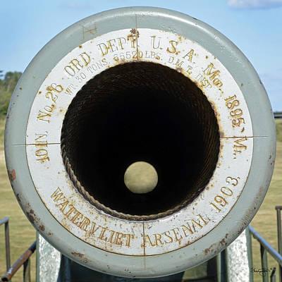 Photograph - Barrel Of The Gun by Shanna Hyatt