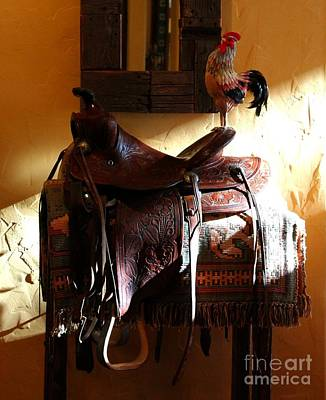 Photograph - Barrel Racer Retired by Robert D McBain