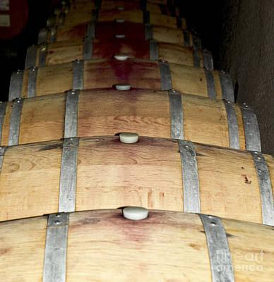Barrels Original by Leslie Reitman