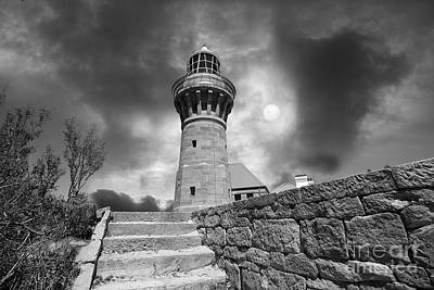 Photograph - Barrenjoey Lighthouse by Sandro Rossi