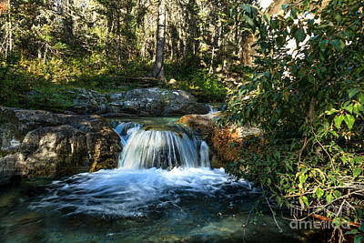 Photograph - Barring Creek by Robert Bales