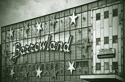 Barrowland Glasgow Art Print