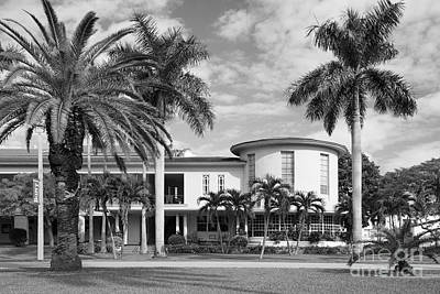 Photograph - Barry University Adrian Hall  by University Icons