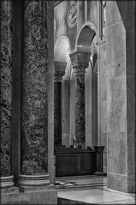 Photograph - Basilica Hall by Erika Fawcett