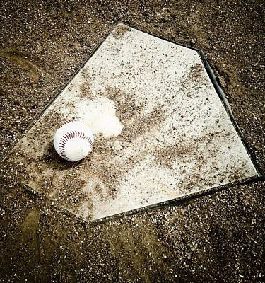 Baseball Royalty-Free and Rights-Managed Images - Baseball Fever by Shawn Wood