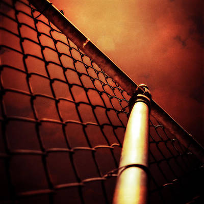 Bleachers Photograph - Baseball Field 11 by YoPedro