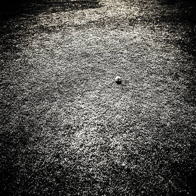 Photograph - Baseball Field 4 by Yo Pedro