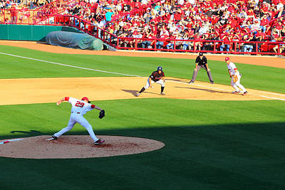 Photograph - Baseball Is Back by Joseph C Hinson Photography