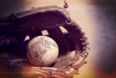 Sports Royalty-Free and Rights-Managed Images - Baseball Season by Dan Sproul