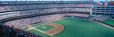 Baseball Stadium, Texas Rangers V Art Print