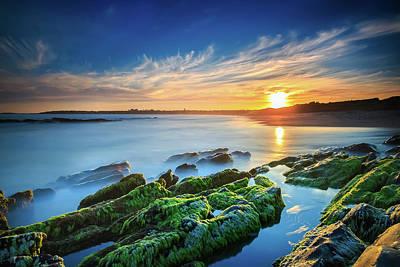 Photograph - Basham Beach Sunset by Www.jamesphotography.com.au