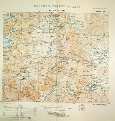 Bashkala - Serai Art Print by British Library