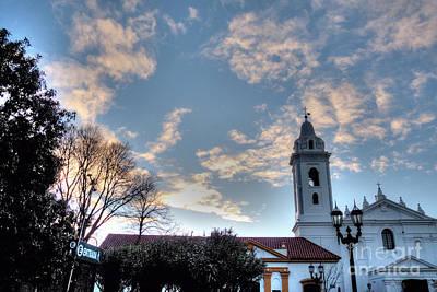 Photograph - Basilica Nuestra Senora Del Pilar by Deborah Smolinske