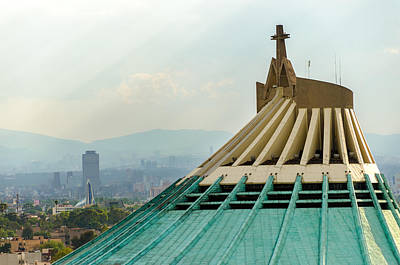 Virgin Guadalupe Wall Art - Photograph - Basilica Of Our Lady Of Guadalupe by Jess Kraft