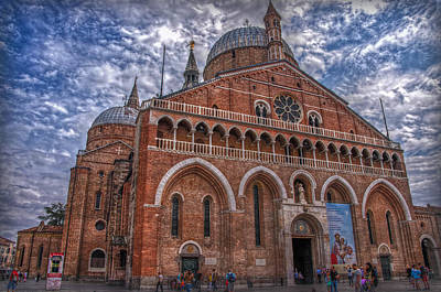 Photograph - Basilica Of Saint Anthony by Hanny Heim