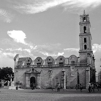 Architectureporn Photograph - Basilica Of Saint Francis Of Assisi - by Joel Lopez