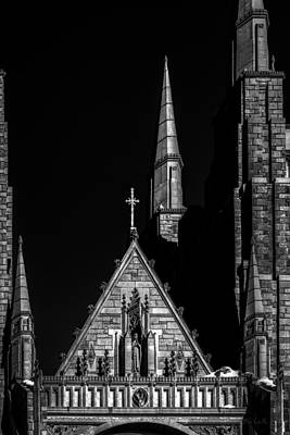 Photograph - Basilica Of Saints Peter And Paul  2 by Bob Orsillo