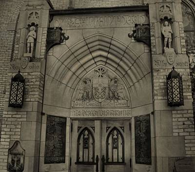Photograph - Basilica Of The Sacred Heart  by Dan Sproul