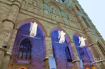 Photograph - Basilique Notre Dame by Vicky Tarcau