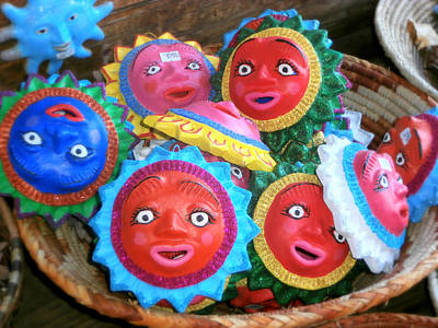 Art That Makes You Smile Wall Art - Photograph - Basket Full Of Sunshine by Karyn Robinson
