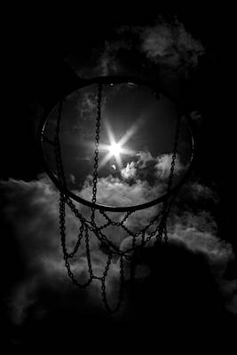 Photograph - Basketball Star by Caitlyn  Grasso