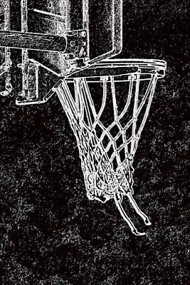 Basketball Years Art Print by Karol Livote