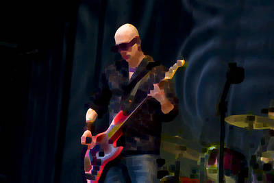 Photograph - Bass  Guitar by Tony Reddington