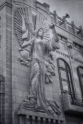 Bass Hall Angel Bw Original