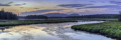 Photograph - Bass Harbor Salt Marsh by Frederick H Claflin