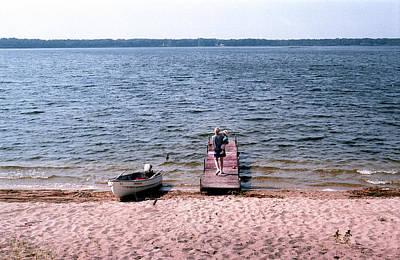 Photograph - Bass Lake Promenade by Robert Meyers-Lussier