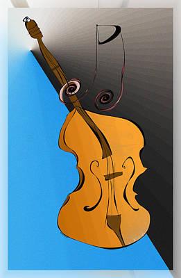 Bass Art Print