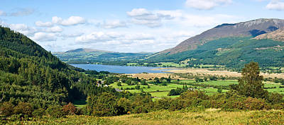 Photograph - Bassenthwaite Lake by Jane McIlroy