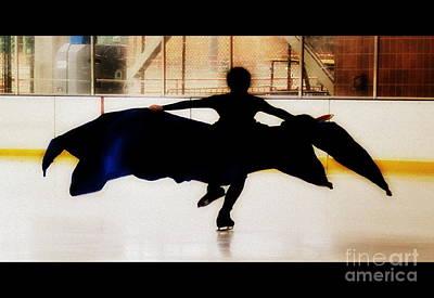 Bat On Ice Original