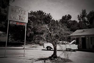 Bates Motel Art Print by RicardMN Photography
