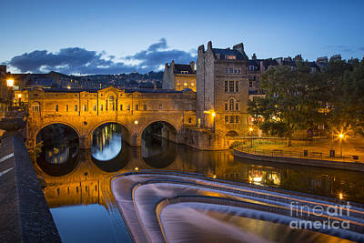 Photograph - Bath England by Brian Jannsen