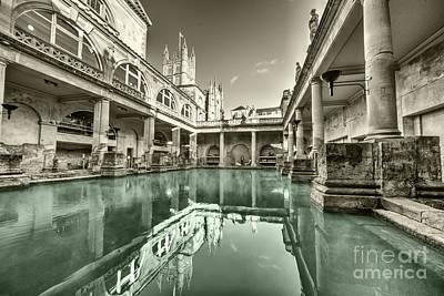Water Filter Photograph - Bath Of Bath  by Rob Hawkins