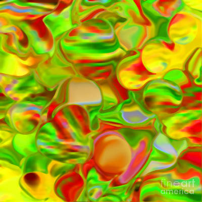 Bathe Digital Art - Bathe N Beauty by Gayle Price Thomas