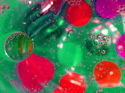 Photograph - Bathtime 3 by Laurie Tsemak
