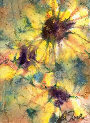Painting - Batik Style No.44  by Sumiyo Toribe