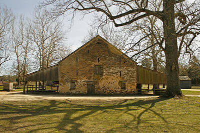 Photograph - Batsto Horse Barn by Kristia Adams