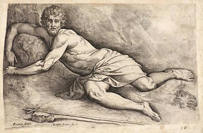 Battista Franco Italian, Ca. 1510 - 1561. St John Art Print